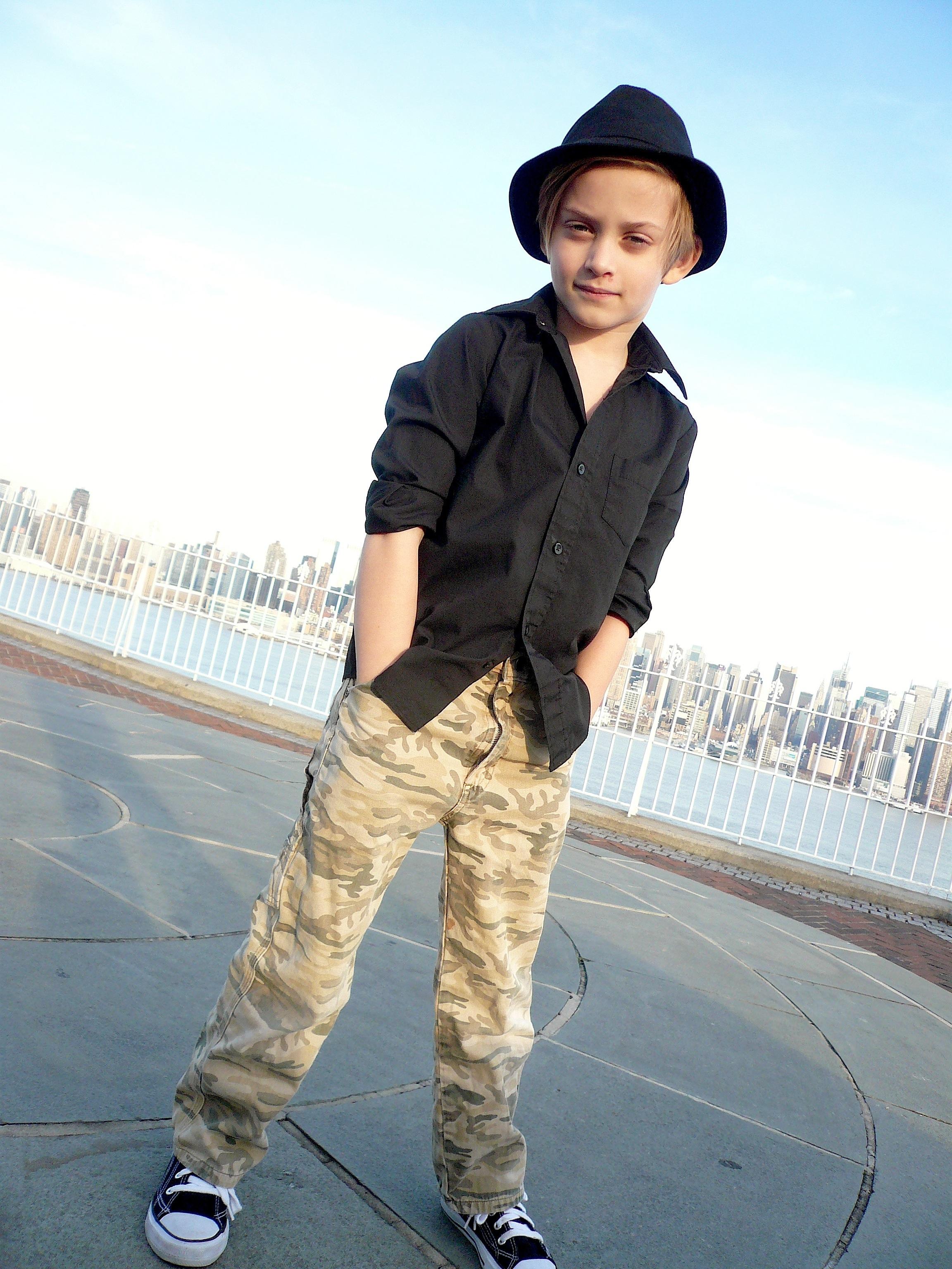Hd photo of stylish boy