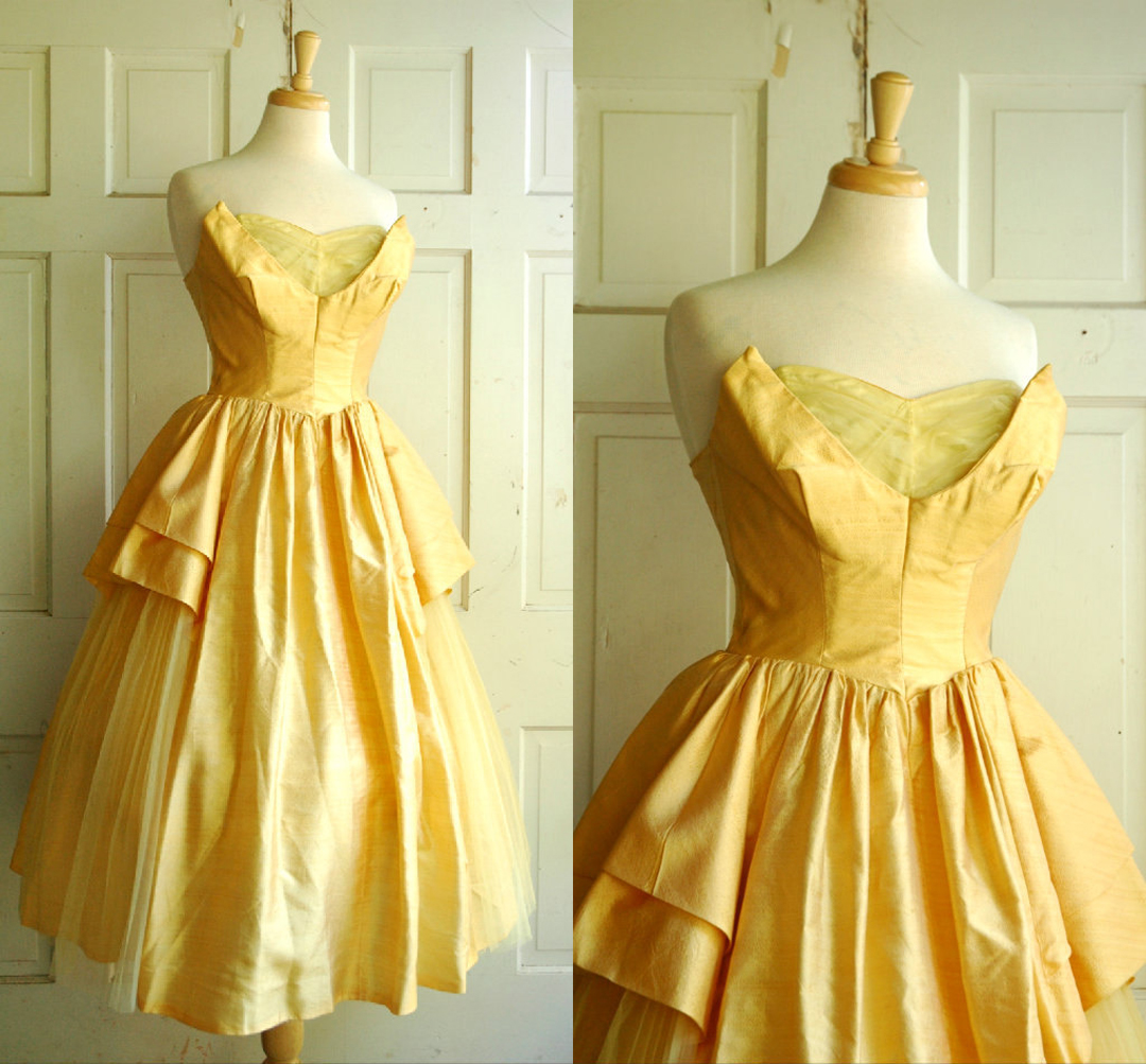 1950s Retro Prom Dresses