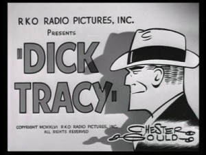 Dick Tracy 1931